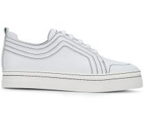 topstitch slip-on sneakers