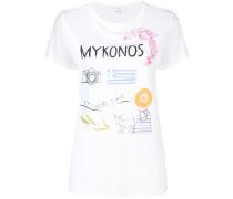 'Mykonos' T-Shirt