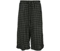 Off The Grid Drawstring Pyjama shorts
