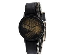 'Avant Verge Sidezip' Armbanduhr