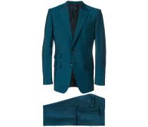 Sharkskin-Anzug mit Vordertaschen