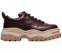 'Angel' Sneakers mit Plateau