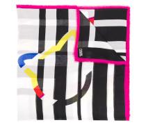 Choupette print scarf