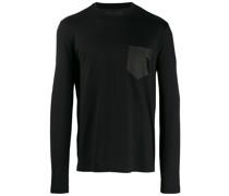 Sweatshirt mit lockerem Schnitt