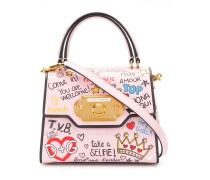 Mini 'Welcome' Handtasche