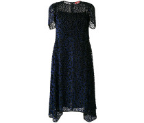 patterned asymmetric dress