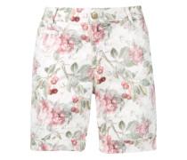Shorts mit Kirsch-Print