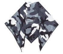 Valentino Garavani 'Camouflage Foulard' Halstuch