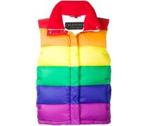 'Rainbow' Daunenweste