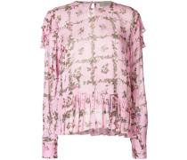 'Bryoni' Bluse mit Blumen-Print