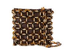 'Natasha' Handtasche mit Kettengliedern