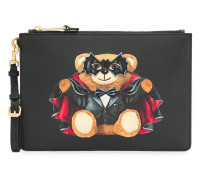 'Dracula Teddy' Clutch