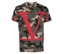 Garavani T-Shirt mit VLOGO