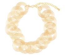 Halskette mit Spiralen