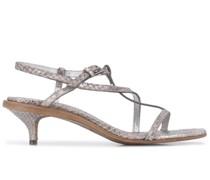 Sandalen mit Prägung