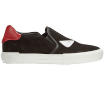 "Slip-On-Sneakers mit ""Bag Bugs""-Design"