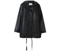 Jacke aus Seidengemisch