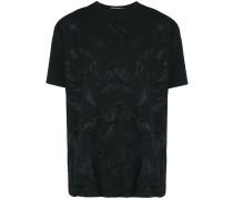 T-Shirt in Knitteroptik