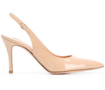 'Mentha' Pumps aus Lackleder