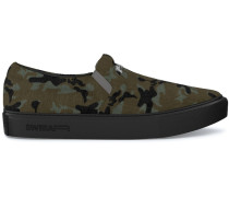 'Maddox' Sneakers mit Camouflage-Print