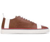 Gestreifte Sneakers, 45mm