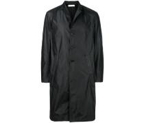 solid pocket coat