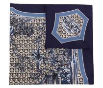 Schal mit tropischem Print