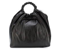 'Double Circle XL' Schultertasche