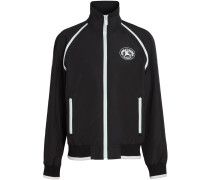 Trainingsjacke mit Wappen