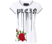 'Shiny Rose' T-Shirt