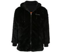 Wendbare Sherpa-Jacke