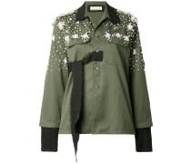 Verzierte Military-Jacke