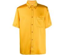 short sleeve tonal shirt