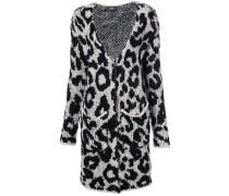 'Snow Leopard' Cardigan