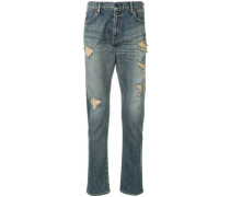 'Clashed' Jeans