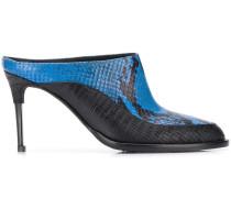 Sandalen mit Python-Print