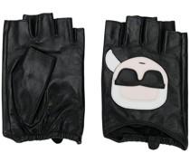 Fingerlose 'Ikonik' Handschuhe