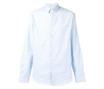 Gestreiftes 'Slate' Hemd