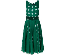 flared summer dress