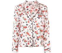 A.L.C. Florales 'Leomie' Hemd