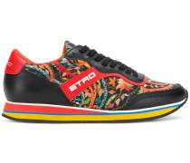Geblümte Sneakers