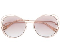 oversized frame sunglasses