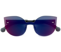 'Tuttolente Lucia Infrared' Oversized-Sonnenbrille