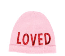 'Loved' Woll-Beanie
