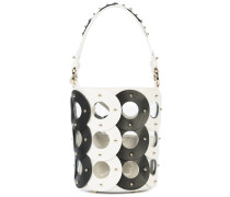 Zoe Circle Bucket bag