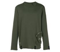Pullover mit Münztäschchen