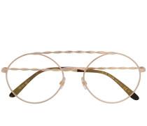 'Carved' Brille