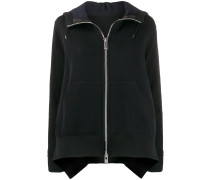 long sleeve zipped jumper