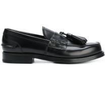 Loafers mit Fransen