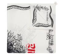 Halstuch mit Print